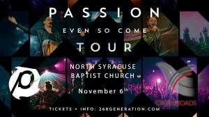 Concert on Nov. 6, 2015