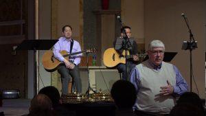 "Pastor Eddie 2017-02-05 ""Living Lives that are Worth of the Gospel – Christian Metrics"""